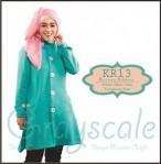 Jaket Terbaru Wanita Muslimah KR13