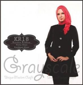 Jaket Terbaru Wanita Muslimah KR18