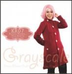 Jaket Terbaru Wanita Muslimah KR07