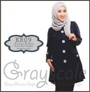 Jaket Terbaru Wanita Muslimah KR09