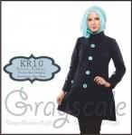 Jaket Terbaru Wanita Muslimah KR10