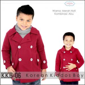 Jaket Anak KKB06