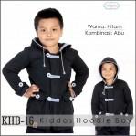 Jaket Grayscale Anak KHB16