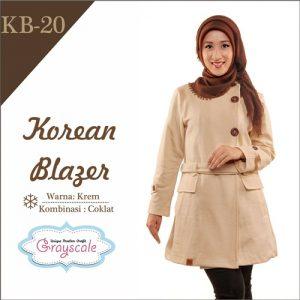 jaket terbaru jaket wanita muslimah blazer (19)