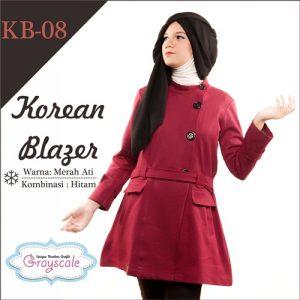 jaket terbaru jaket wanita muslimah blazer (8)