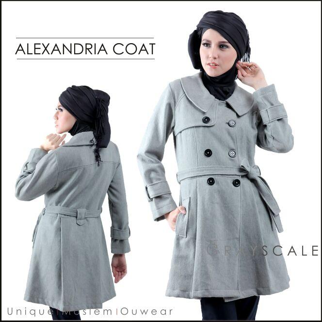 Alexandria coat