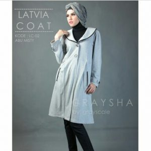 Latvia Coat LC 02