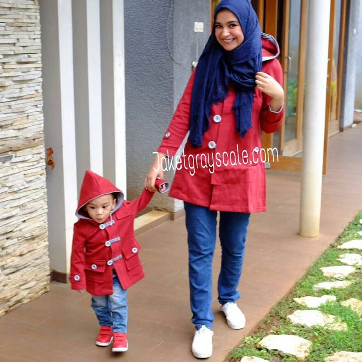 Jaket Muslim Couple