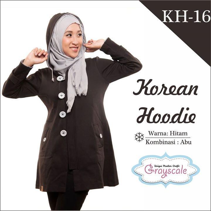 Jaket Muslim Perempuan