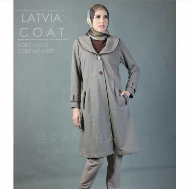 Jaket Untuk Wanita Muslimah