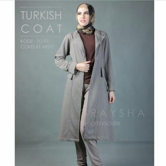 Jaket Wanita Muslim Murah