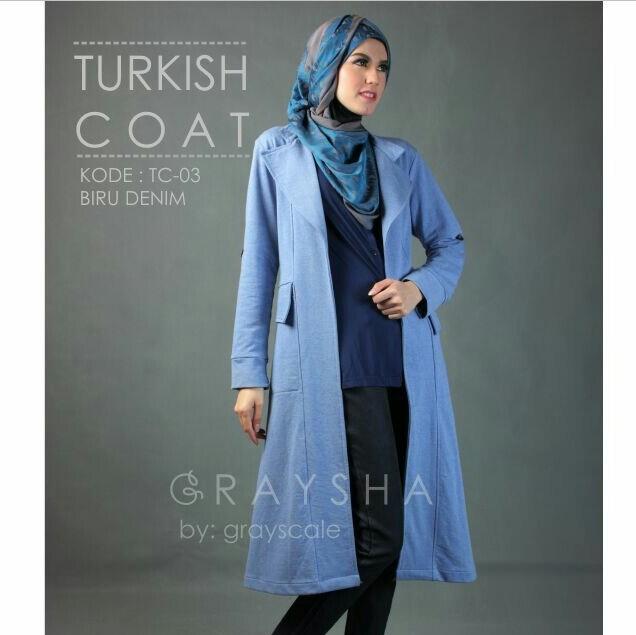 Coat Muslim Wanita