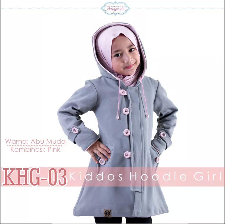 Jaket Anak Perempuan 4 Tahun