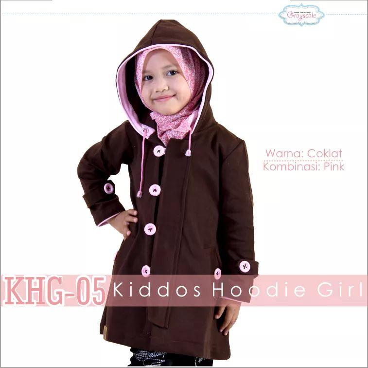 Jaket Anak Perempuan 6 Tahun