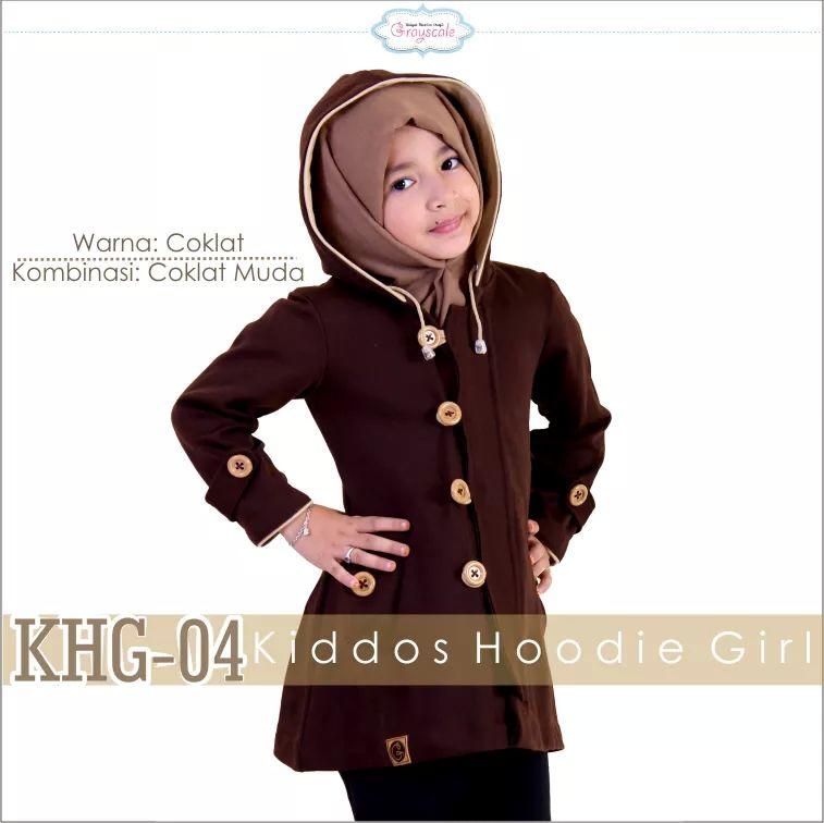 Jaket anak Perempuan 5 Tahun