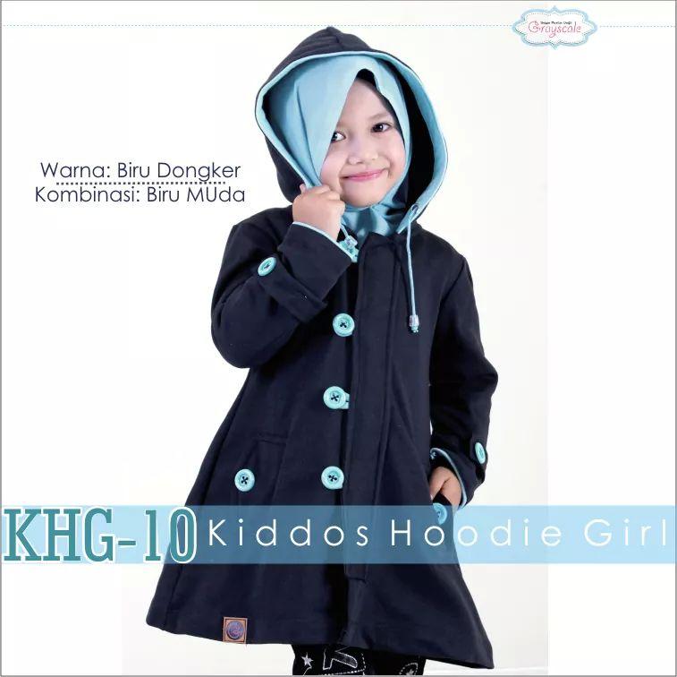 Jaket Anak Perempuan 10 Tahun