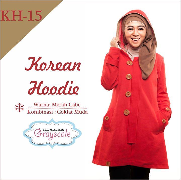 Baju Hoodie Perempuan