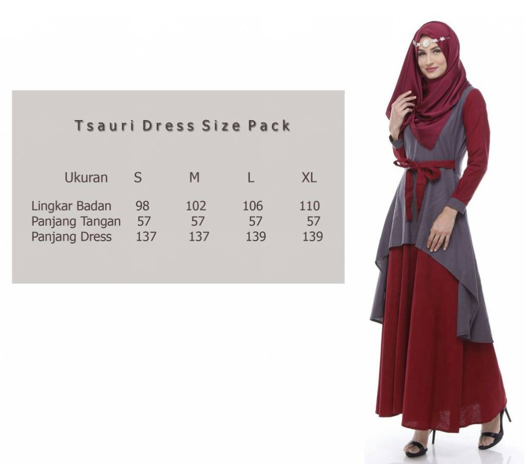Dress Wanita Muslimah
