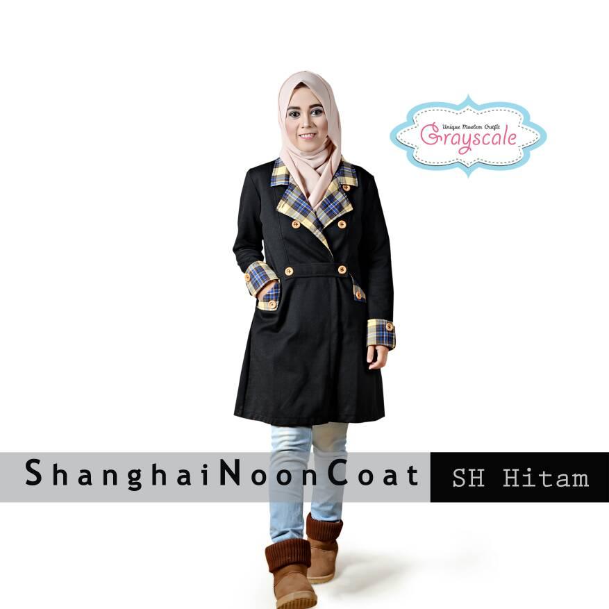 Coat Wanita Muslim