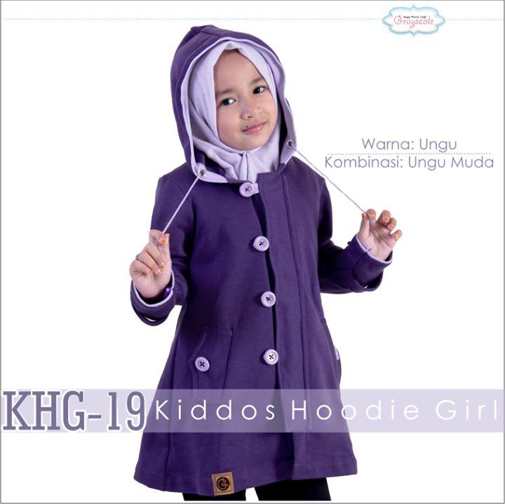 Order Jaket Anak Perempuan