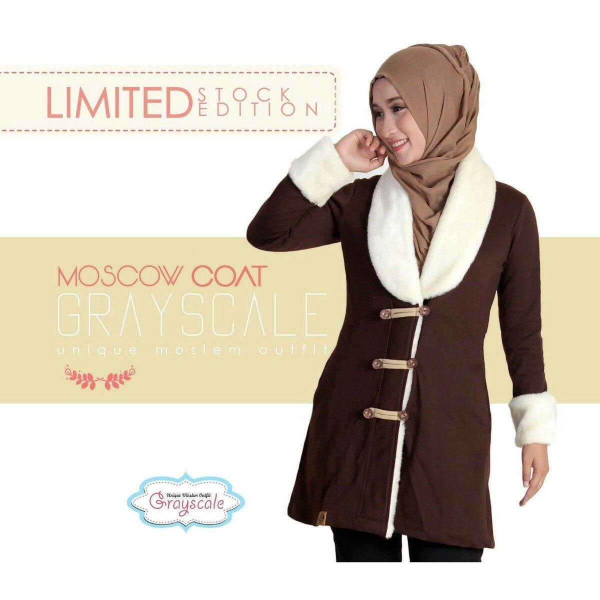 Grosir Baju Musim Dingin Untuk Muslimah