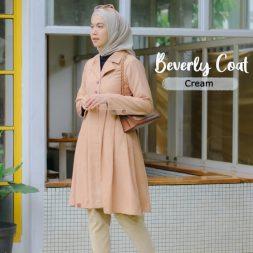 Beverly Coat Cream