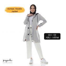 Korean Hoodie Jacket KH 02
