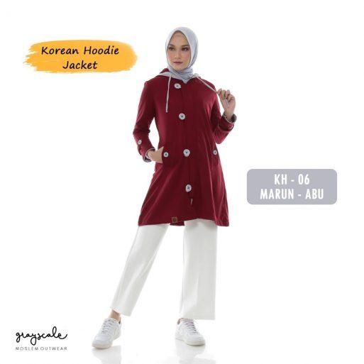 Korean Hoodie Jacket KH 06