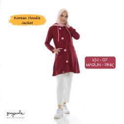 Korean Hoodie Jacket KH 07