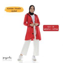 Korean Hoodie Jacket KH 14