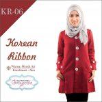 Jaket Terbaru Wanita Muslimah KR06