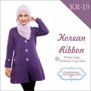 Jaket Terbaru Wanita Muslimah KR19