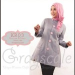 Jaket Terbaru Wanita Muslimah KR03