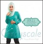 Jaket Terbaru Wanita Muslimah KR11