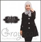 Jaket Terbaru Wanita Muslimah KR16