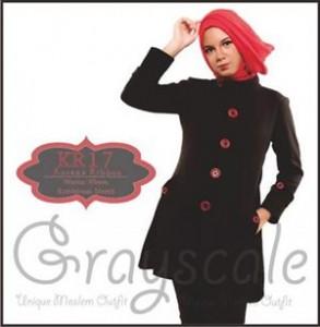 Jaket Terbaru Wanita Muslimah KR17