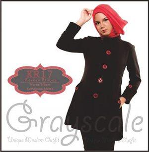 jaket terbaru wanita muslimah korea R (17)
