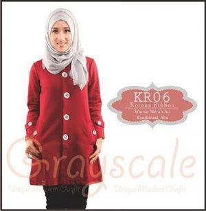 jaket terbaru wanita muslimah korea R (5)