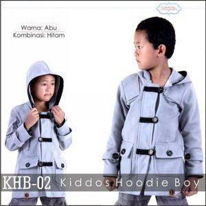 Jaket Grayscale Anak KHB02
