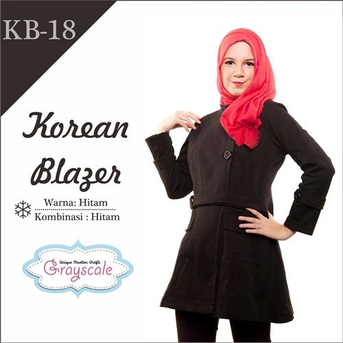 jaket terbaru jaket wanita muslimah blazer (17)