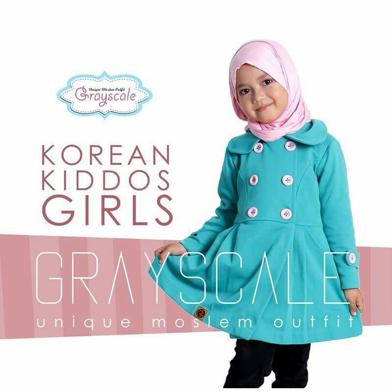 sweater anak korea