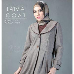 Latvia Coat LC 01