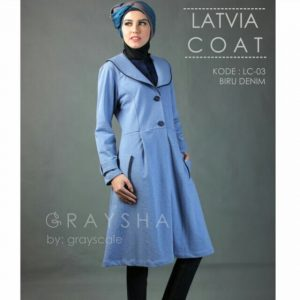 Latvia Coat LC 03