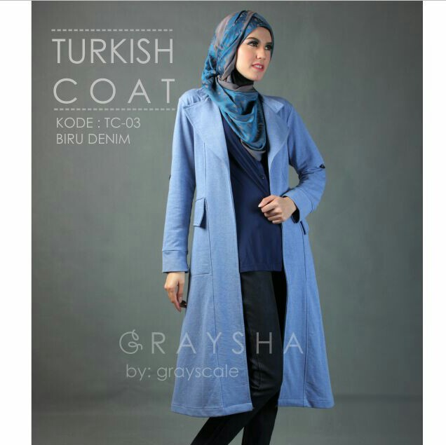 Turkish Coat TC 03