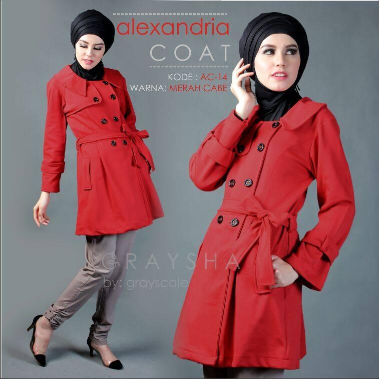 Alexandria Coat AC 14