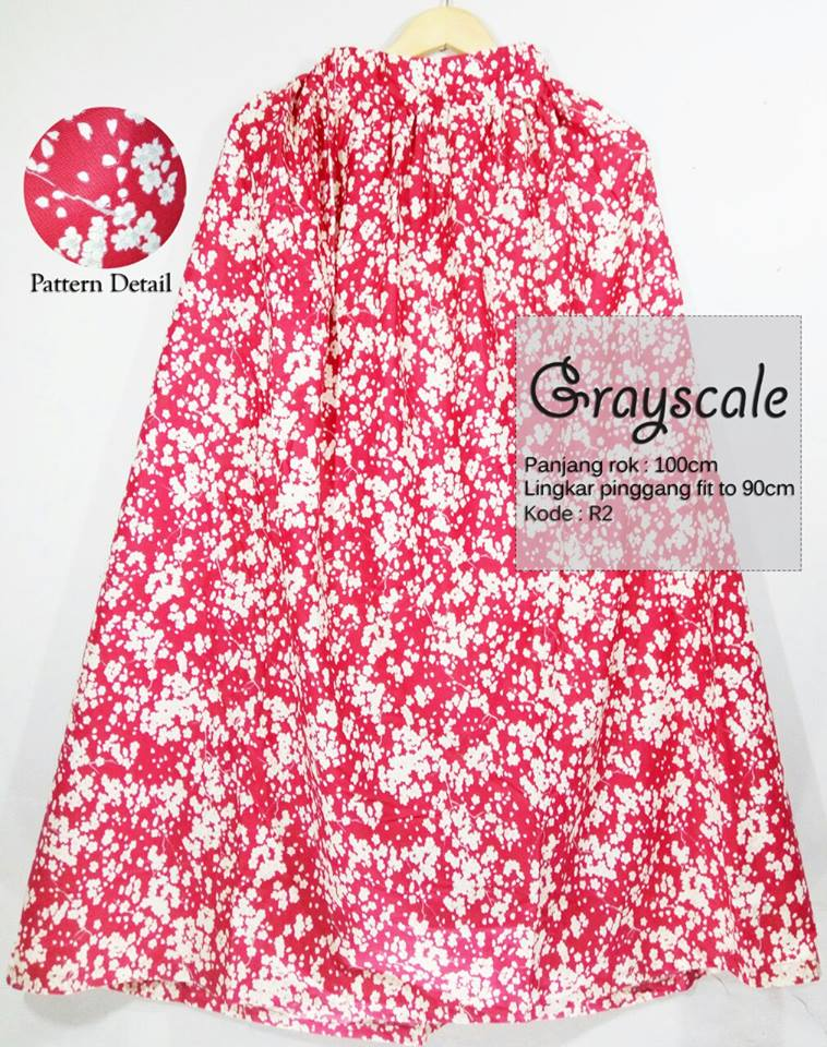 Skirt Grayscale R2