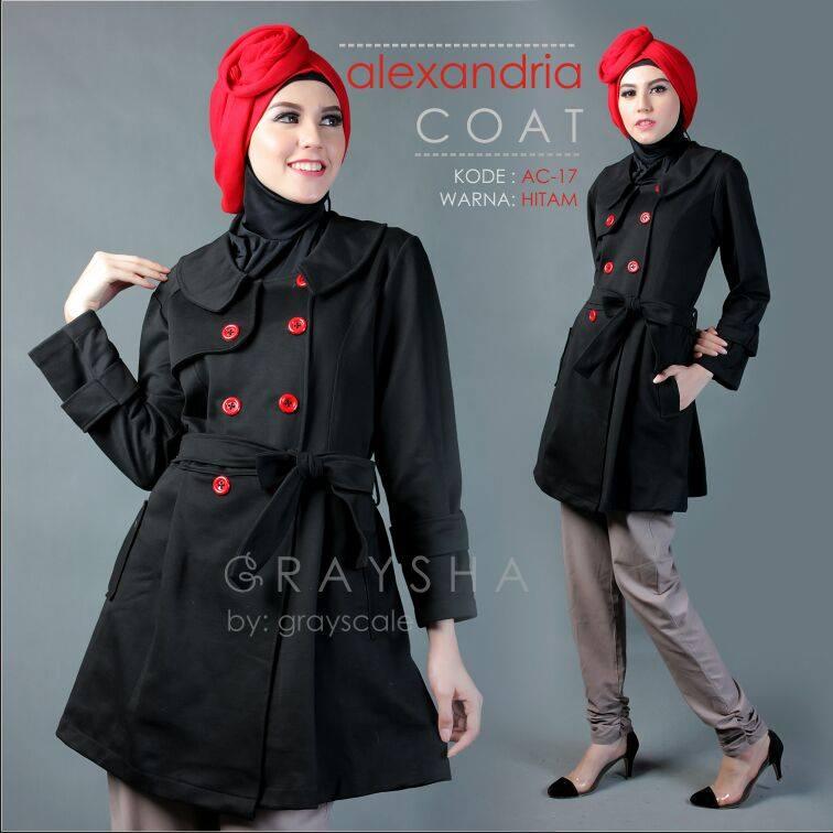 Baju Jaket Muslimah
