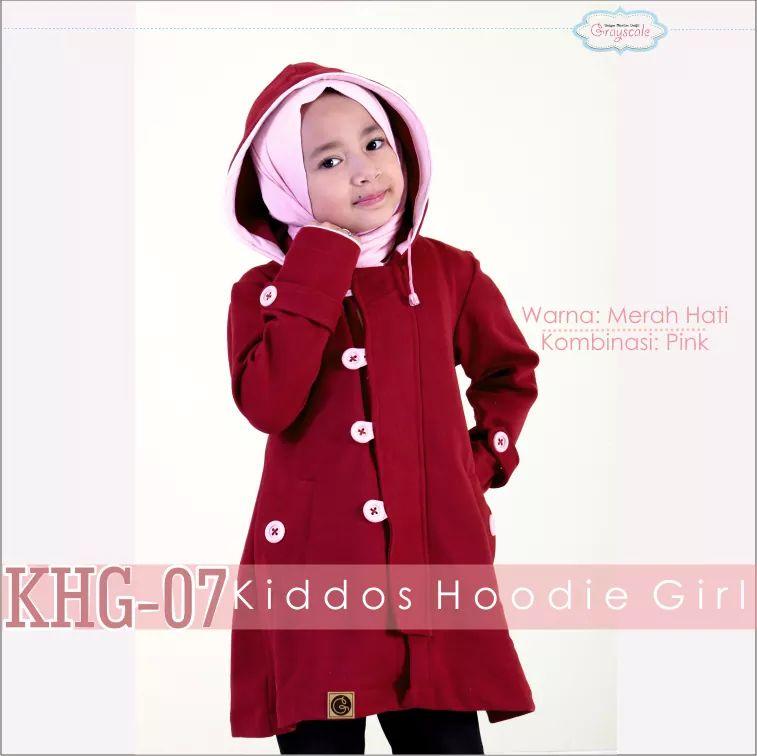 Jaket Anak Perempuan 7 Tahun