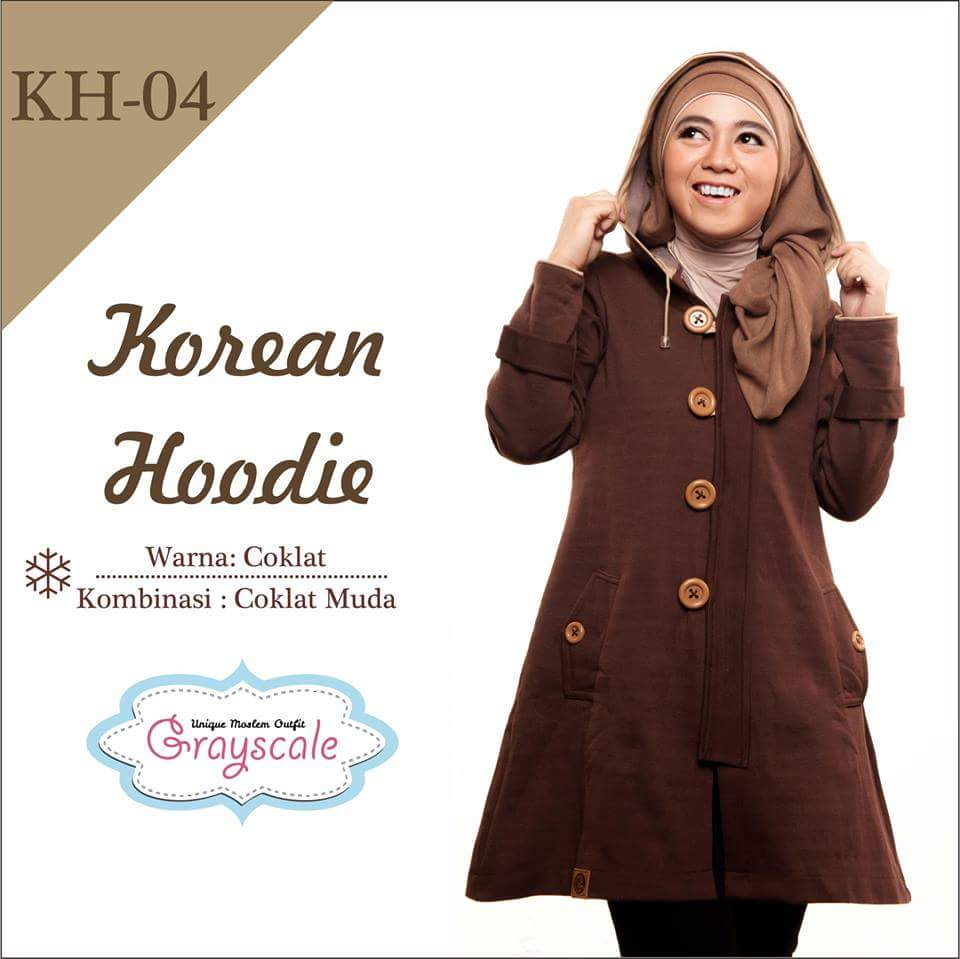 Jaket Sweater Korea