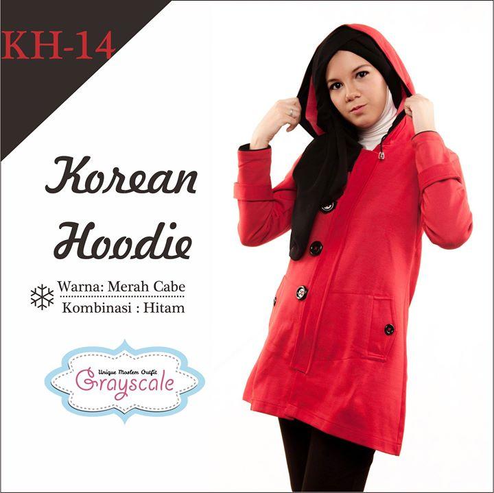 Jual Hoodie Korea